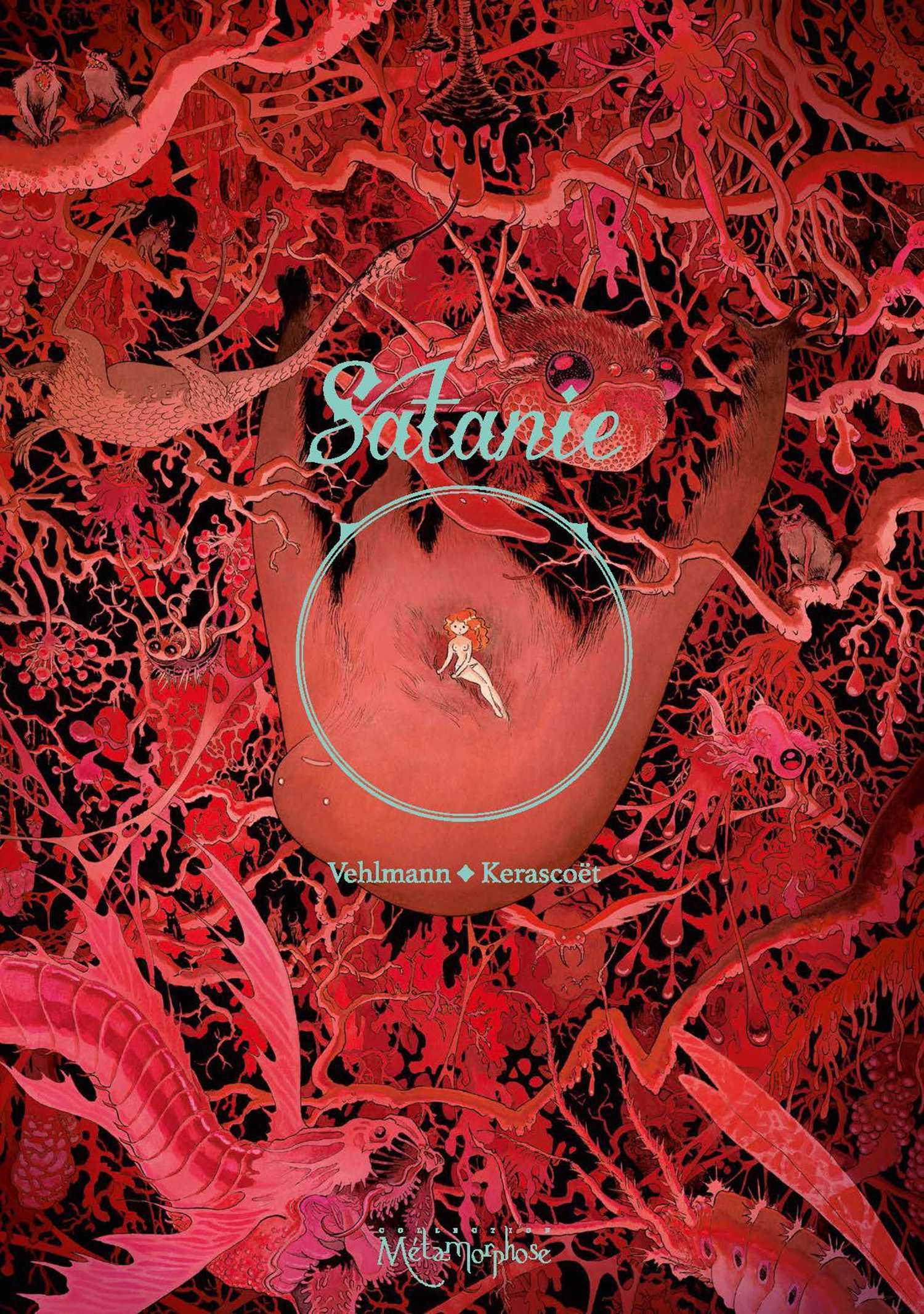 Satanie, à la rencontre du monde des démons au centre de la Terre