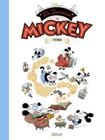 Mickey par Tébo, sacré pépé