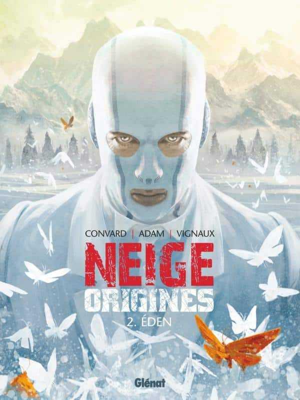 Neige Origines, Fred Vignaux en dédicace chez BD & Cie à Narbonne le 19 novembre