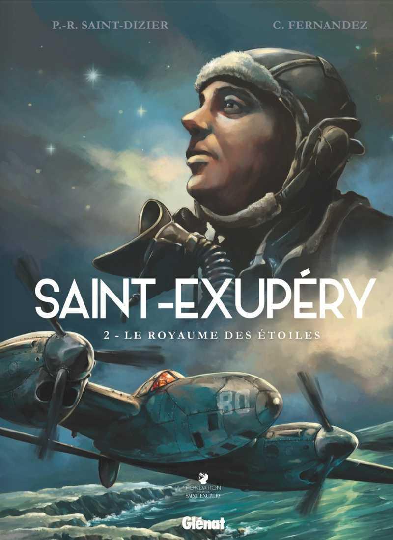 Saint exup ry tome 2 le dernier vol for T2gym saint dizier