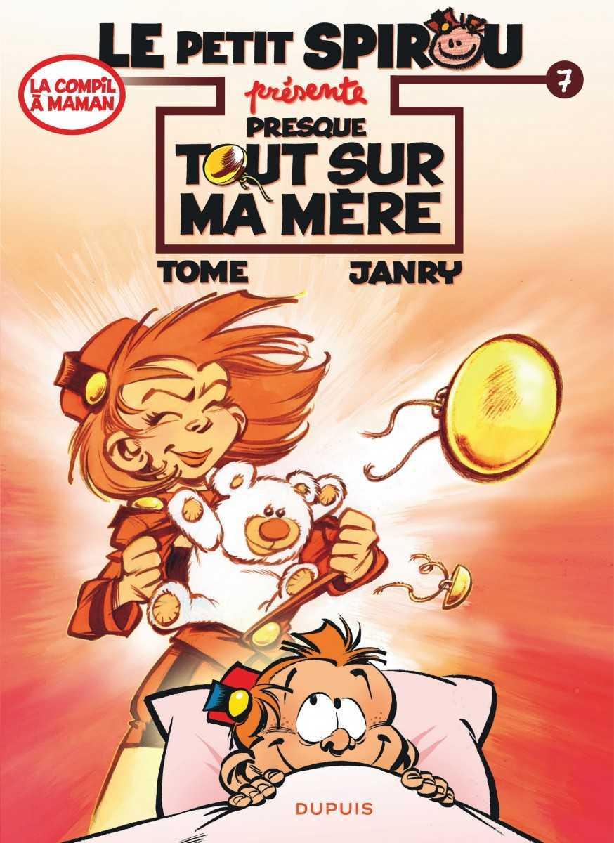 Le Petit Spirou a une maman héroïque