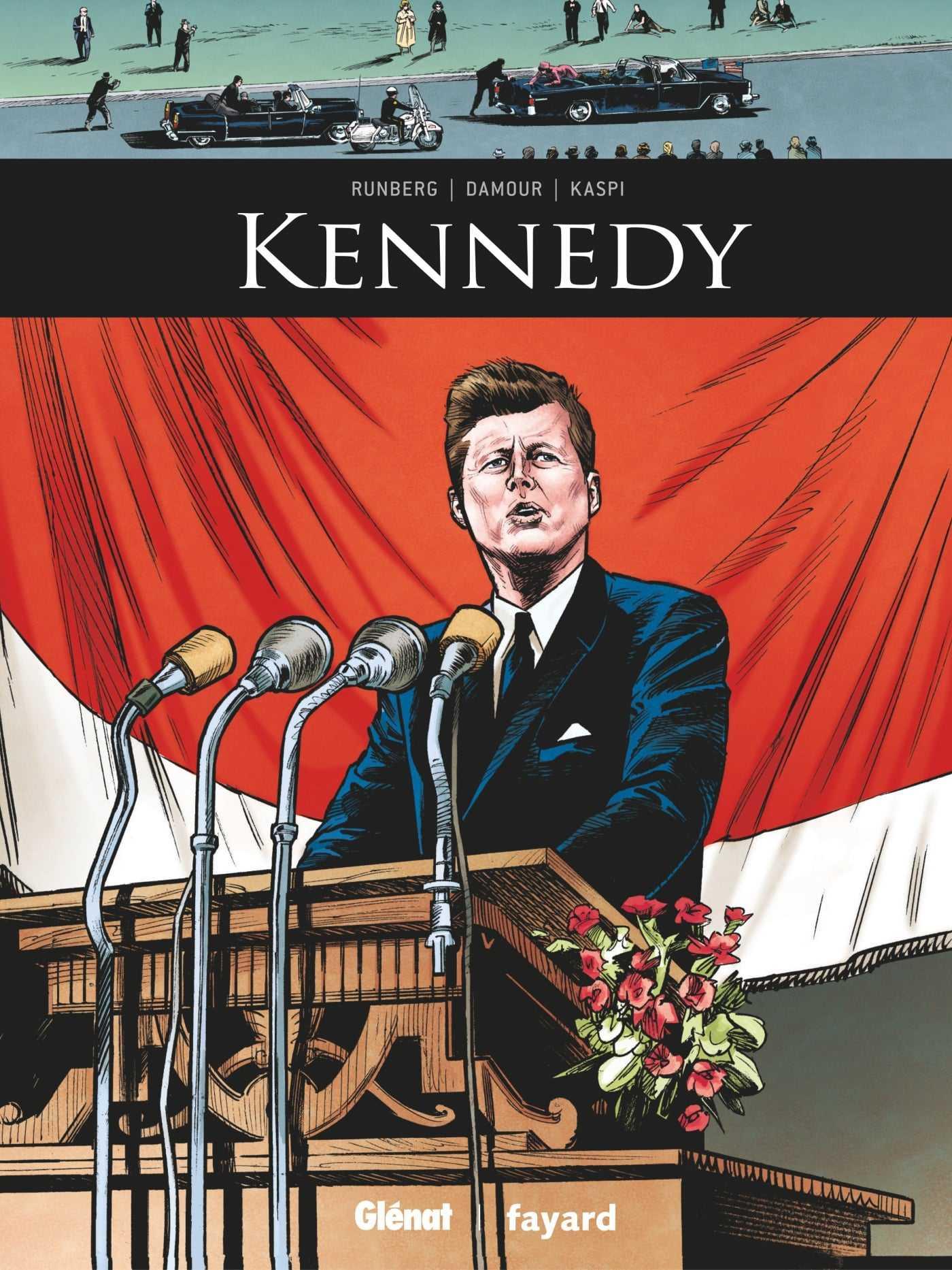 John Kennedy et Mao Zedong, figures de proue du XXe siècle