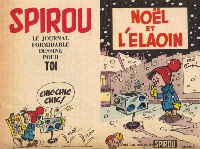 Noël et l'Elaoin