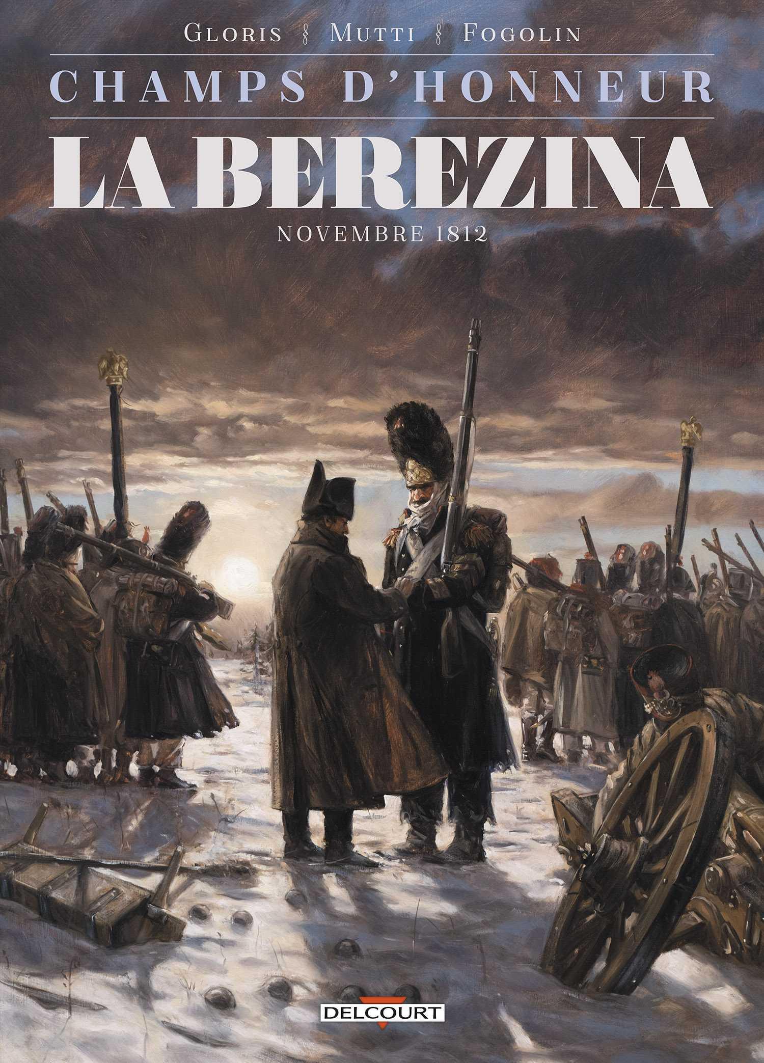 La Bérézina, le début de la fin pour l'Empire