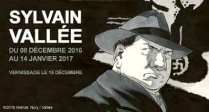 Exposition Sylvain Vallée