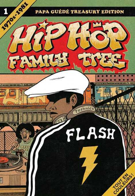 Hip Hop Family Tree, tout savoir sur une révolution musicale