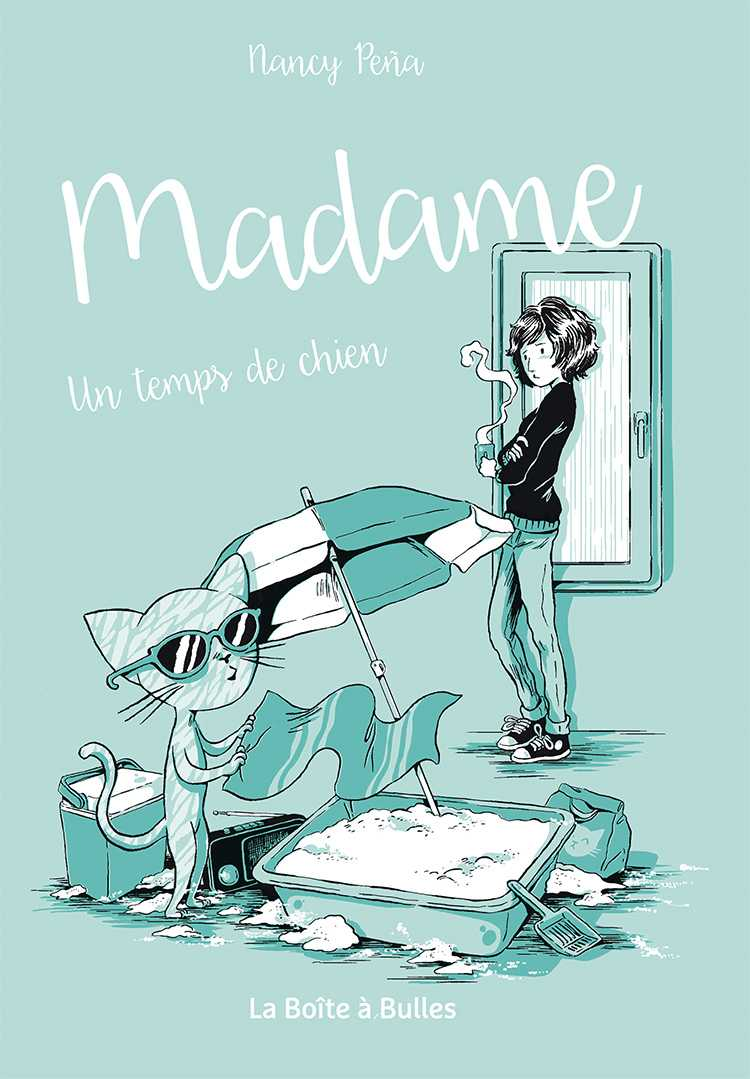 Madame T2,  chatte pour toujours