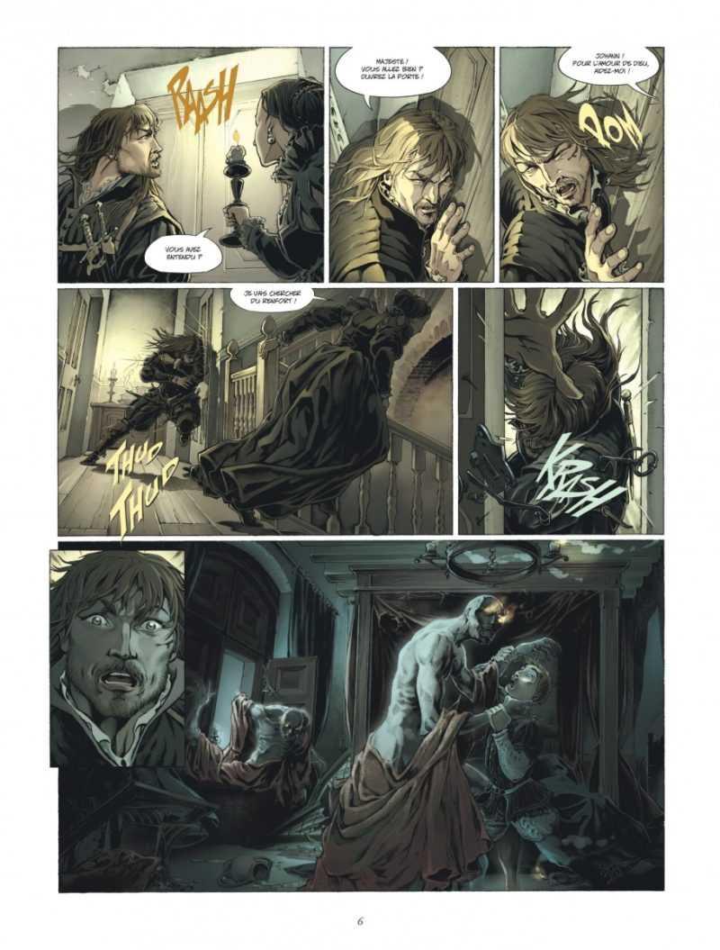 Le Troisième magicien