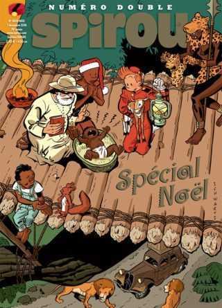 Spirou Spécial Noël 2016