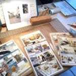 L'atelier de Patrick Jusseaume
