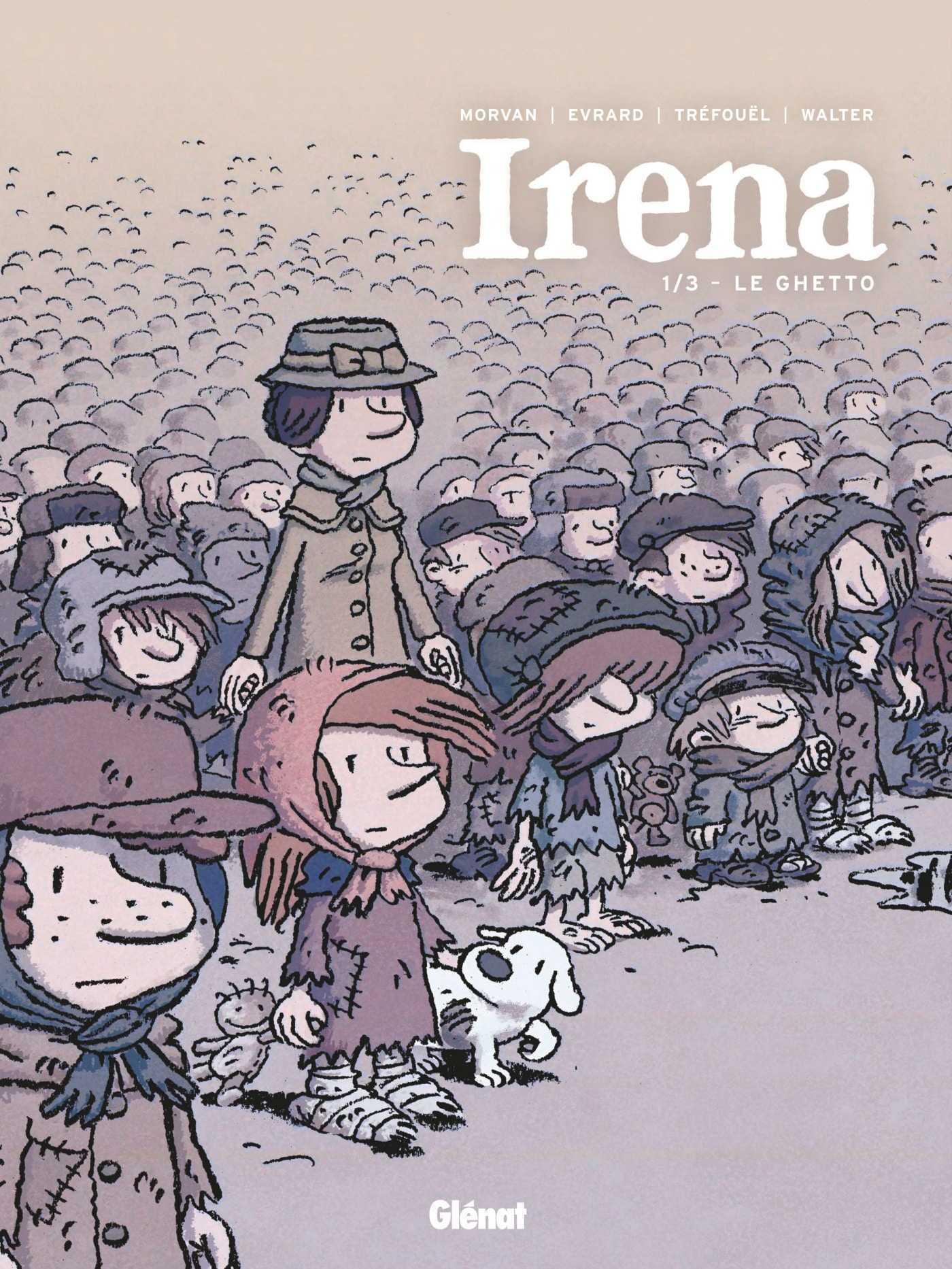 Irena, jusqu'au bout du courage et du sacrifice