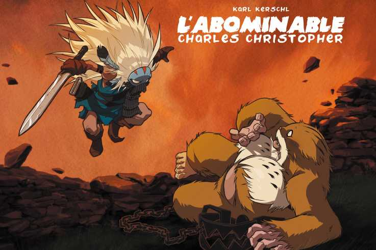 L'Abominable Charles Christopher T2, les débuts de Gilgamesh