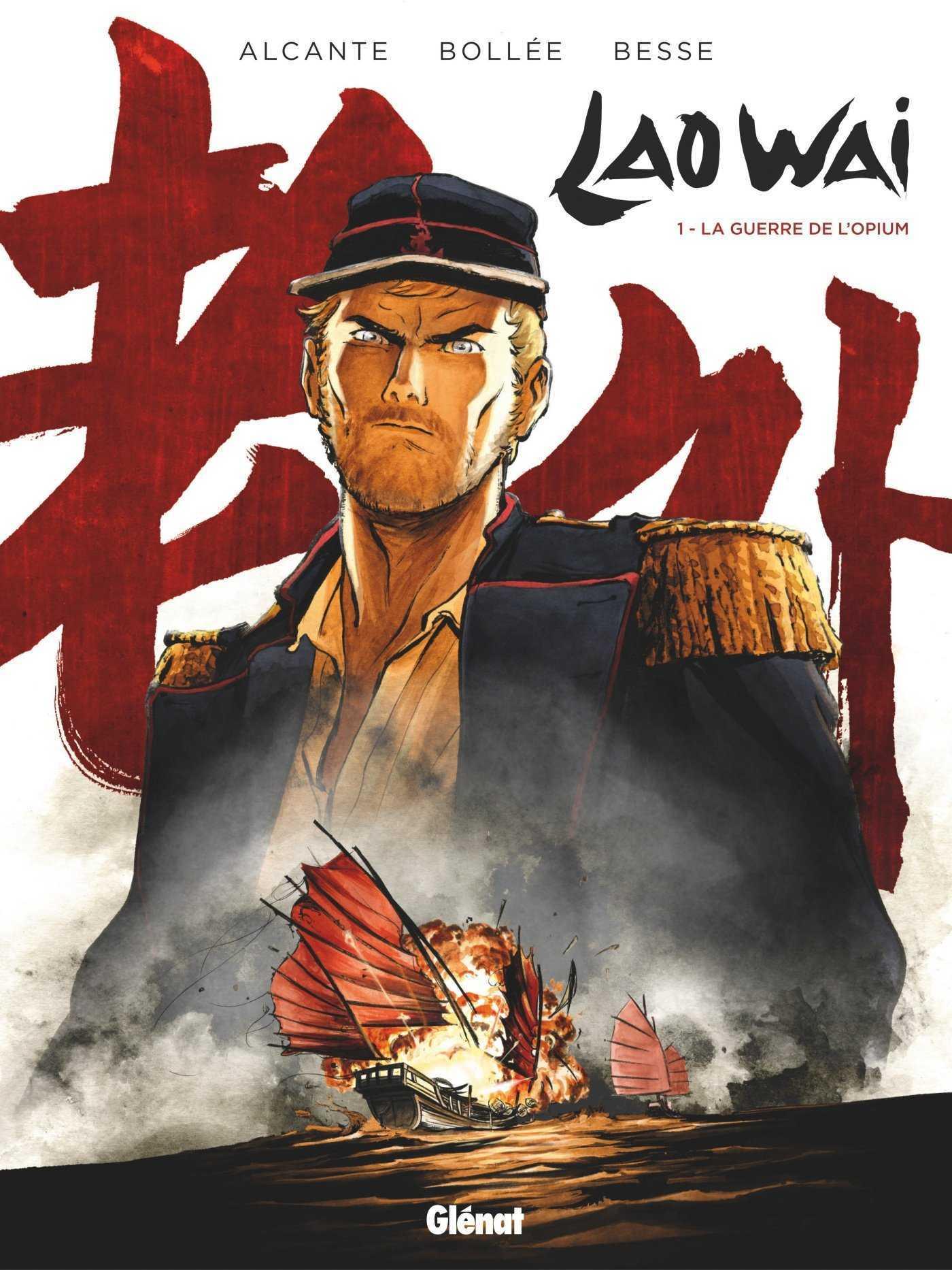 Laowai, l'opium nerf de la guerre