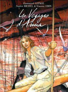 Les Voyages d'Anna