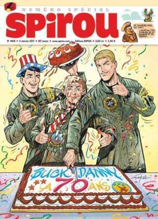 Buck Danny a 70 ans