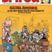Walter Appleduck, le pied-tendre et stagiaire cow-boy fait ses gammes dans Spirou avec Fabrice Erre et Fabcaro
