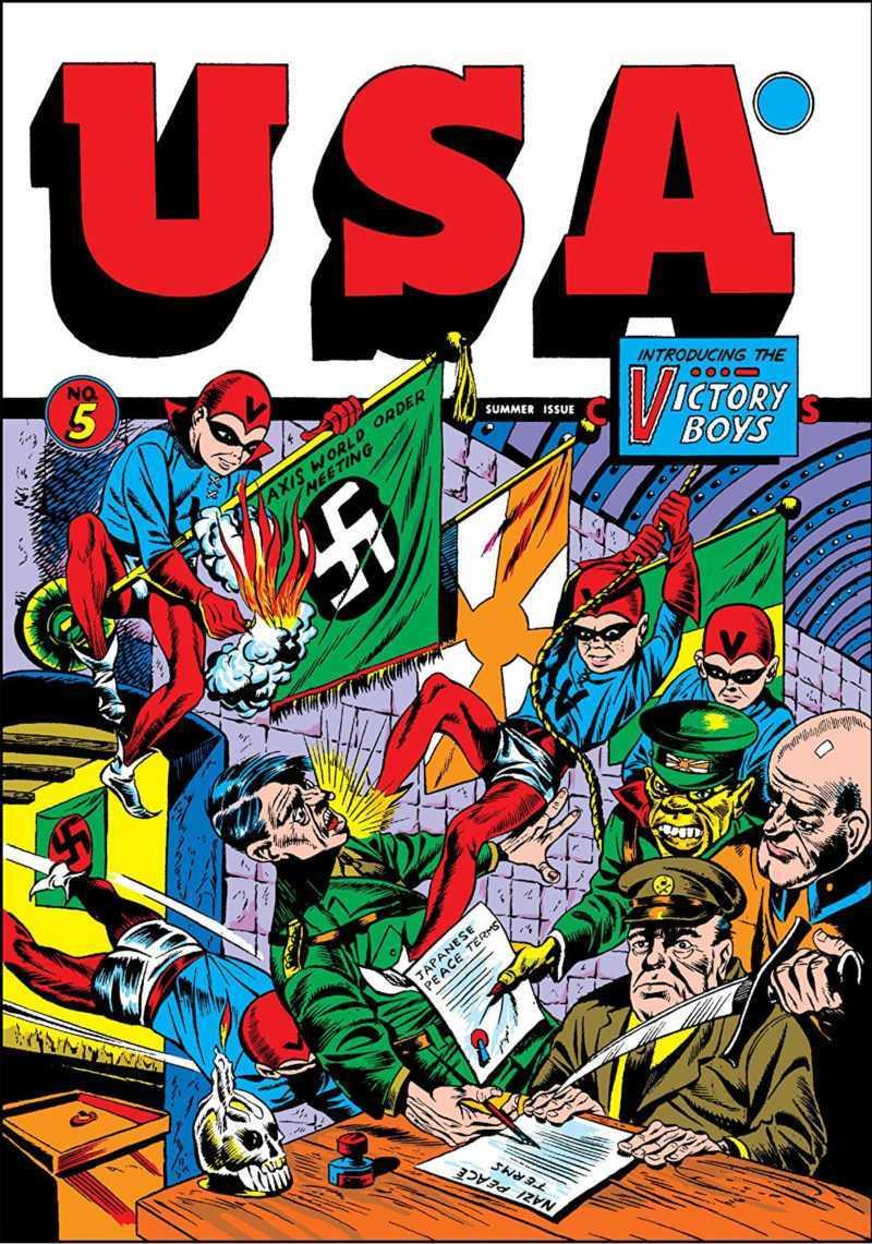 U.S.A. Comics