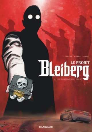 Le Projet Bleiberg, des nazis, un virus mortel, la CIA pour un complot mondial
