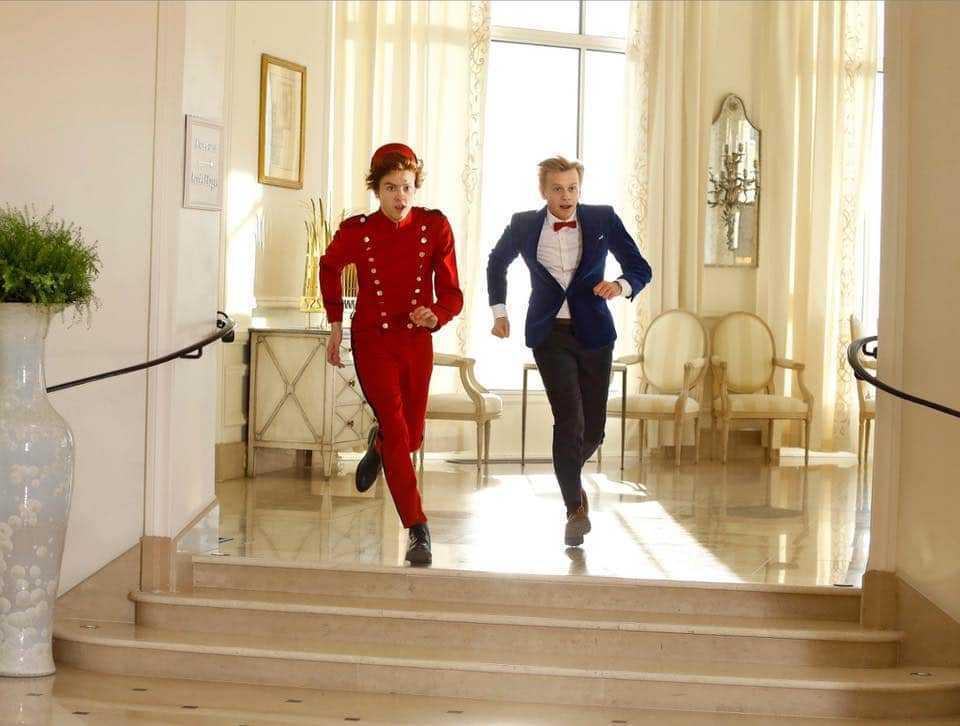 Spirou et Fantasio sur grand écran, sortie en juin 2018