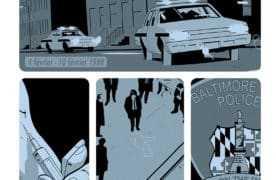 Homicide tome 2, le meurtre de Latonya à Baltimore d'après David Simon