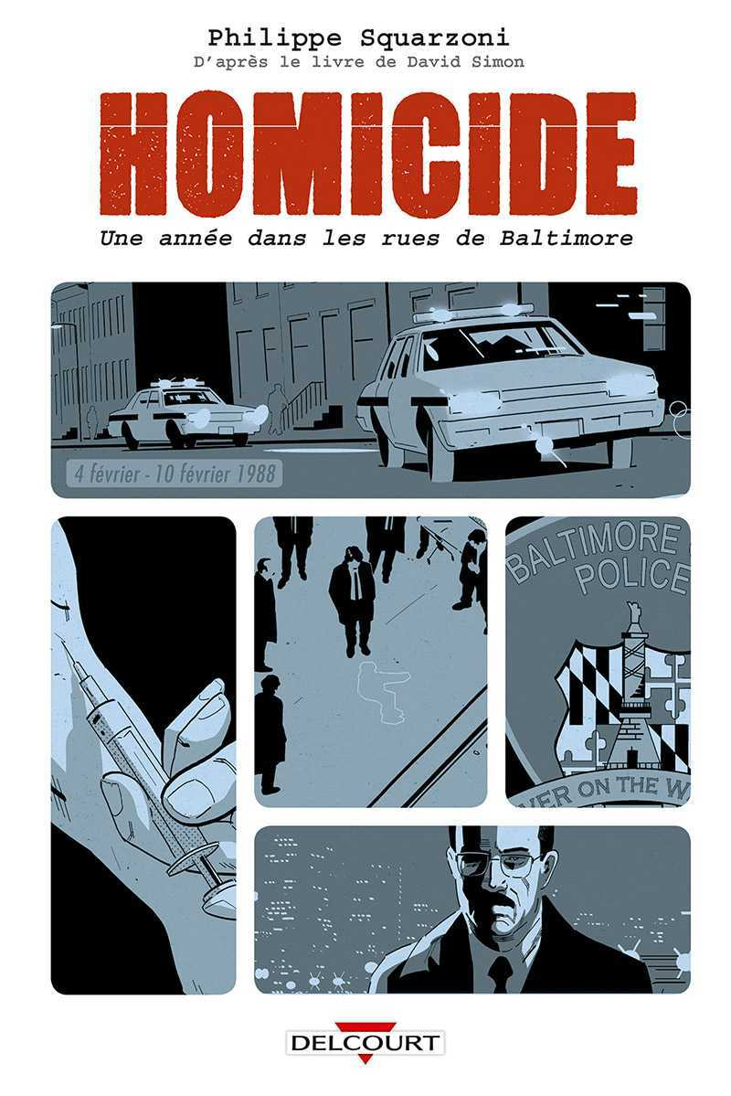 Homicide T2, le meurtre de Latonya à Baltimore d'après David Simon