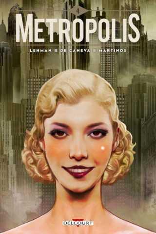 Metropolis T4, la fin d'un monde