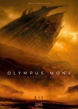 Olympus Mons, ils sont toujours parmi nous