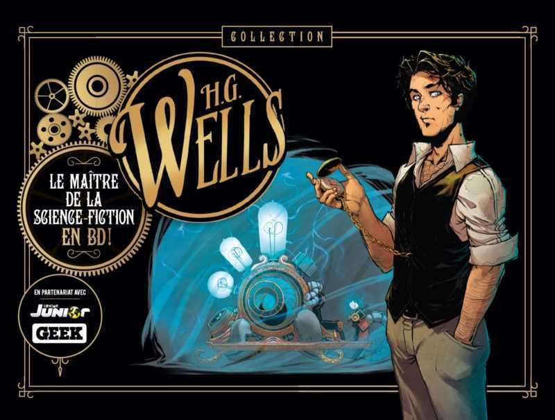 Collection H.G. Wells
