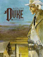 Duke, les débuts enneigés du nouveau western de Hermann et Yves H.