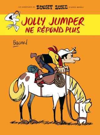 Jolly Jumper ne répond plus mais Bouzard sera en dédicace chez Planètes Interdites à Montpellier le 29 juin avant Frontignan