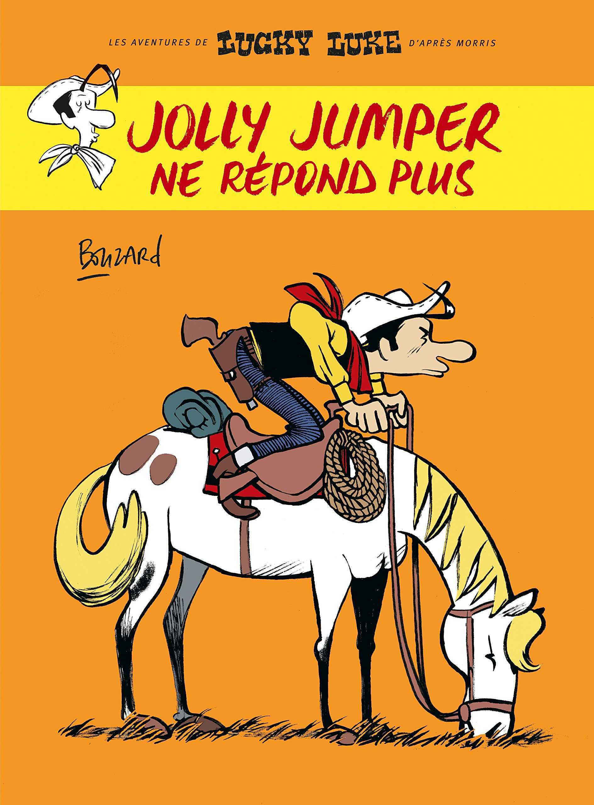 Jolly Jumper ne répond plus, Lucky Luke en mal d'affection