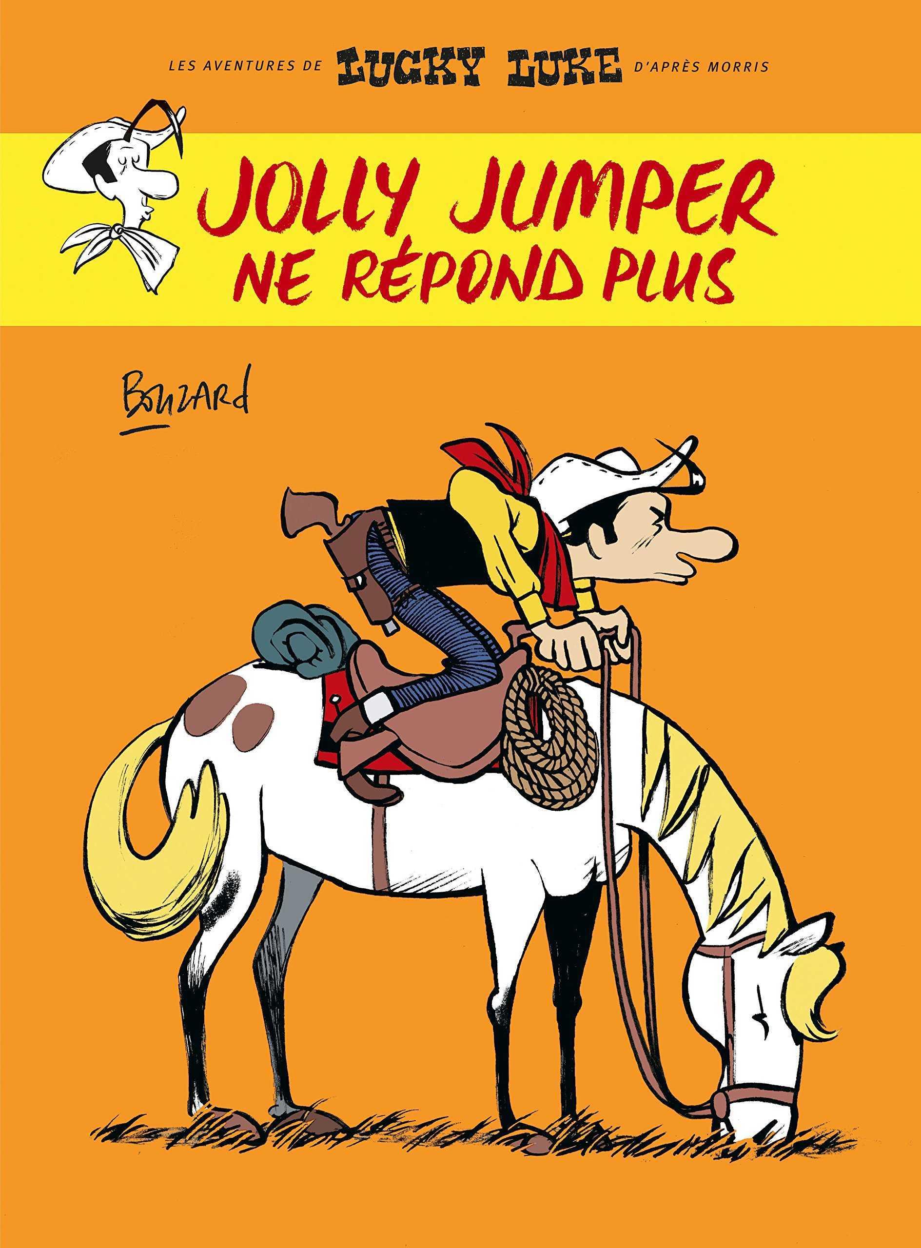 Jolly Jumper ne répond plus, Lucky Luke en mal d'affection