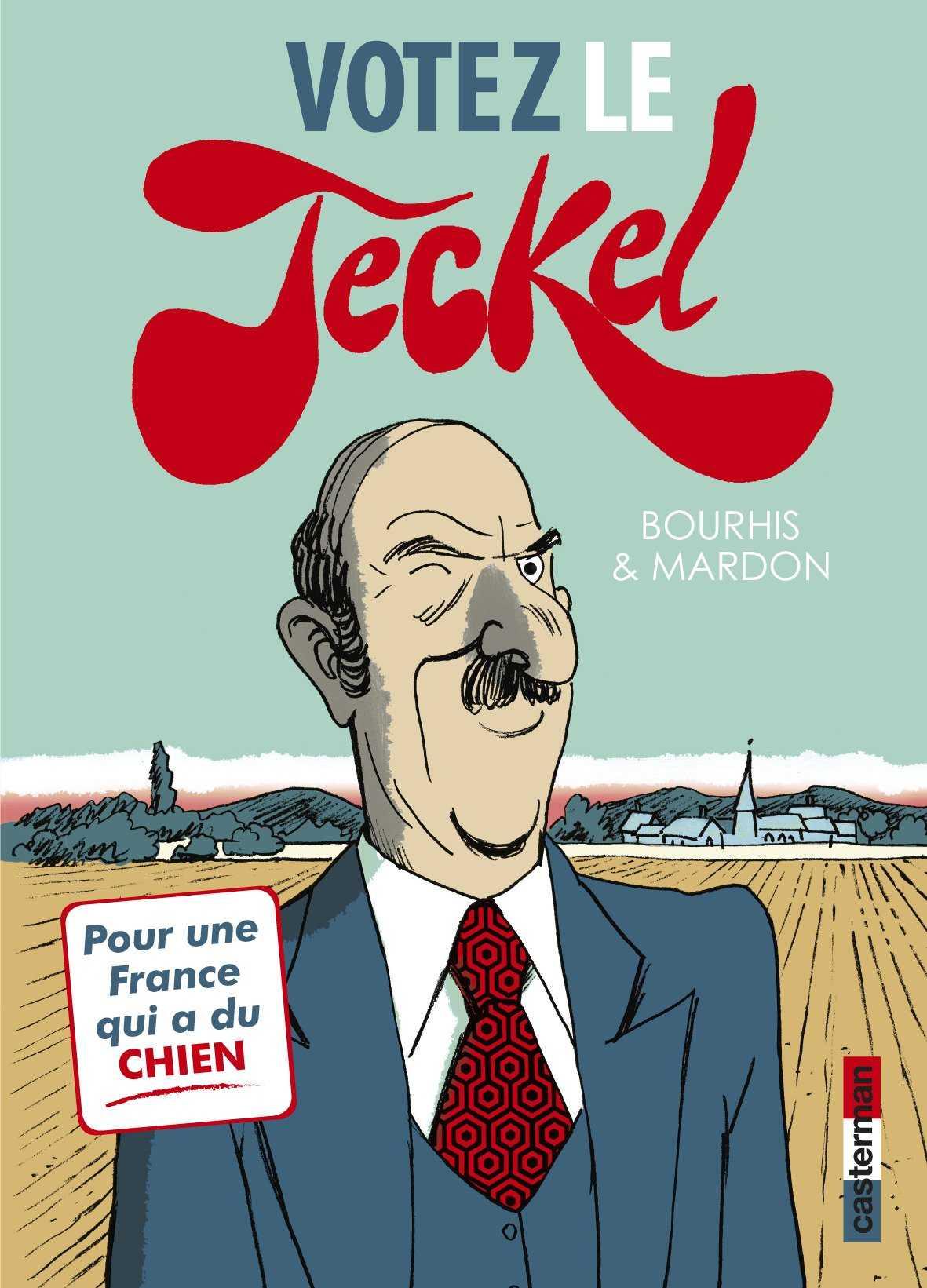 Le Teckel T3, un futur président qui a du chien