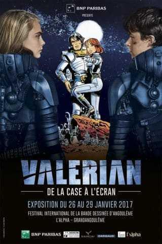 De la case à l'écran, 7e et 9e art font cause commune à Angoulême avec Justice League Action, Seuls, Lastman et Valérian