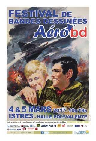 Aérobd à Istres les 4 et 5 mars 2017, bulles, avions, action et aventure