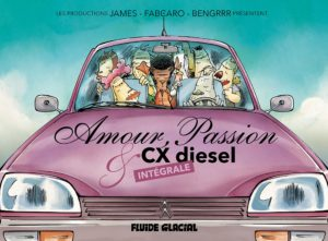 Amour, Passion & CX diesel