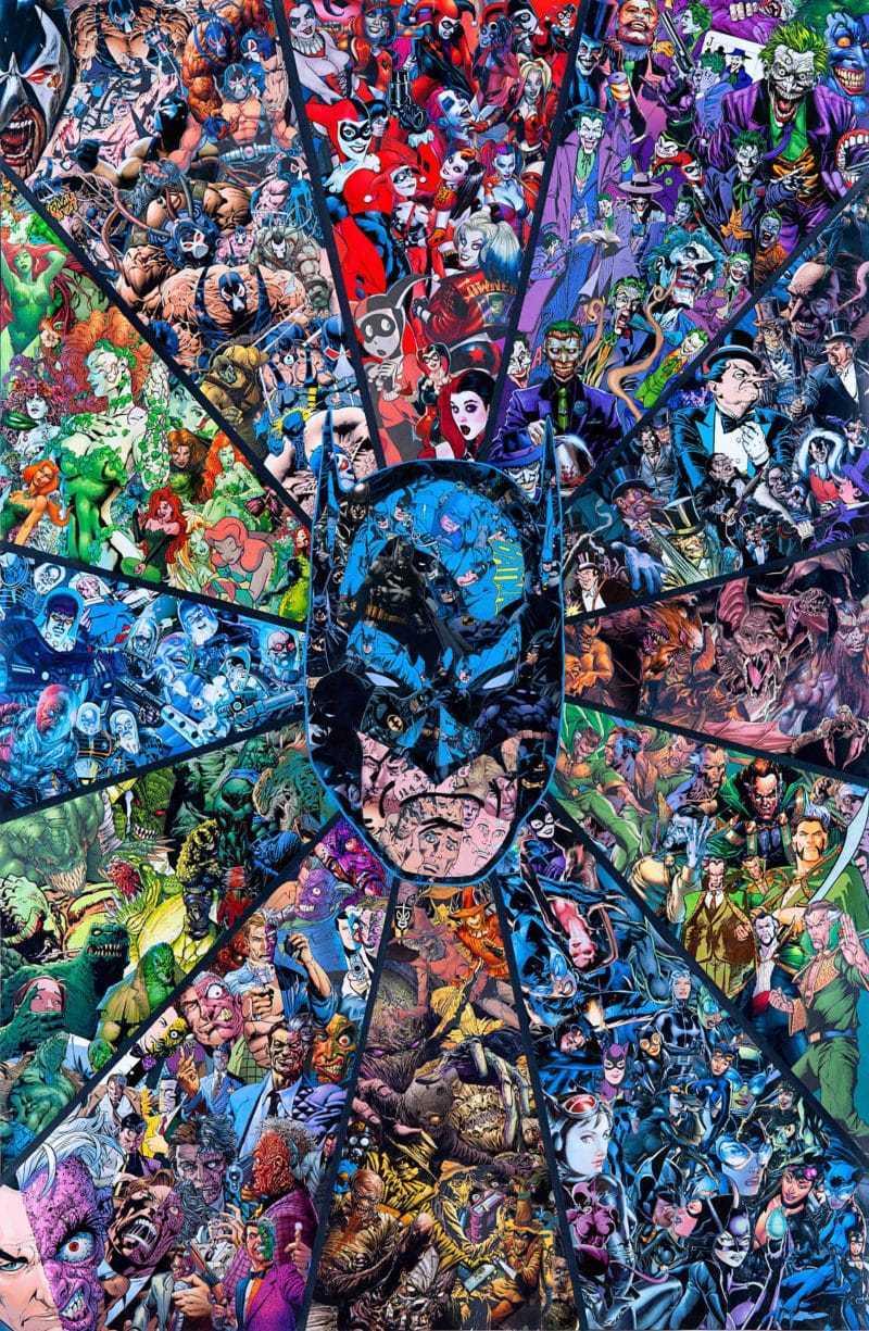 Batman-Vilains