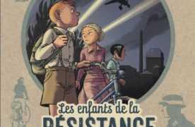 Les Enfants de la Résistance, T3 – le réseau Lynx passe à l'action