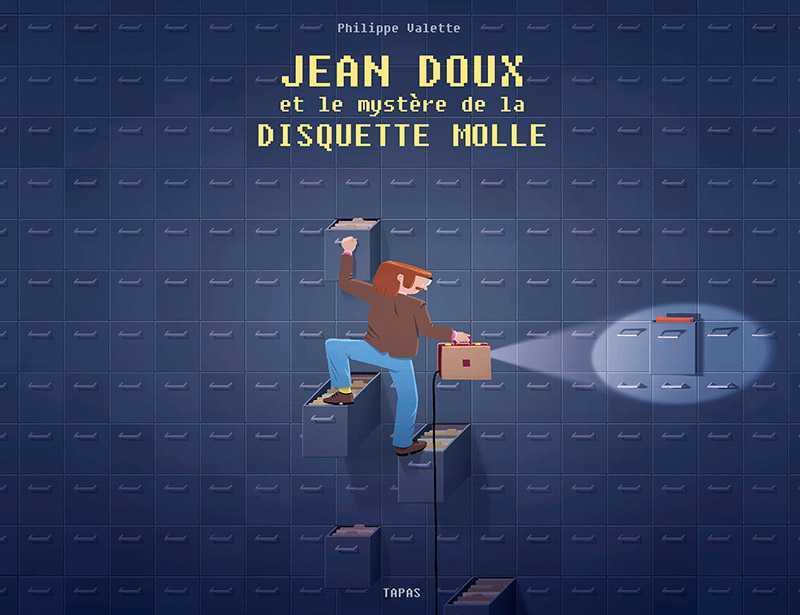 Jean Doux et le mystère de la disquette molle, l'Indiana Jones de la machine à papier