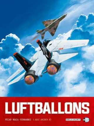 Luftballons, à l'aube de la troisième guerre mondiale avec Pécau et Maza