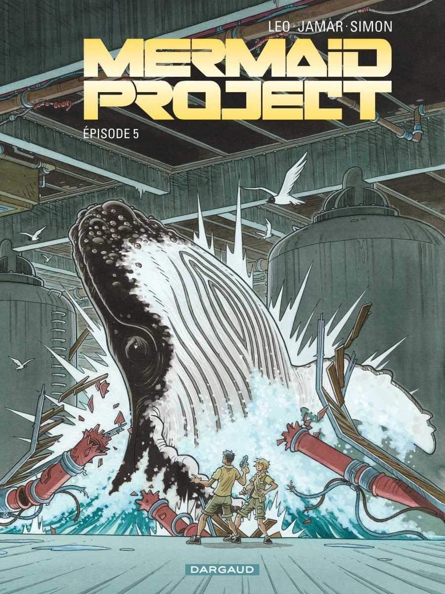 Mermaid Project, épisode 5 - la petit sirène de Leo