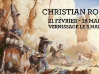 Christian Rossi sous le signe du western chez Maghen à Paris à partir du 21 février