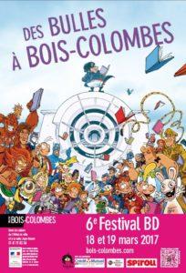 Des Bulles à Bois-Colombes 2017
