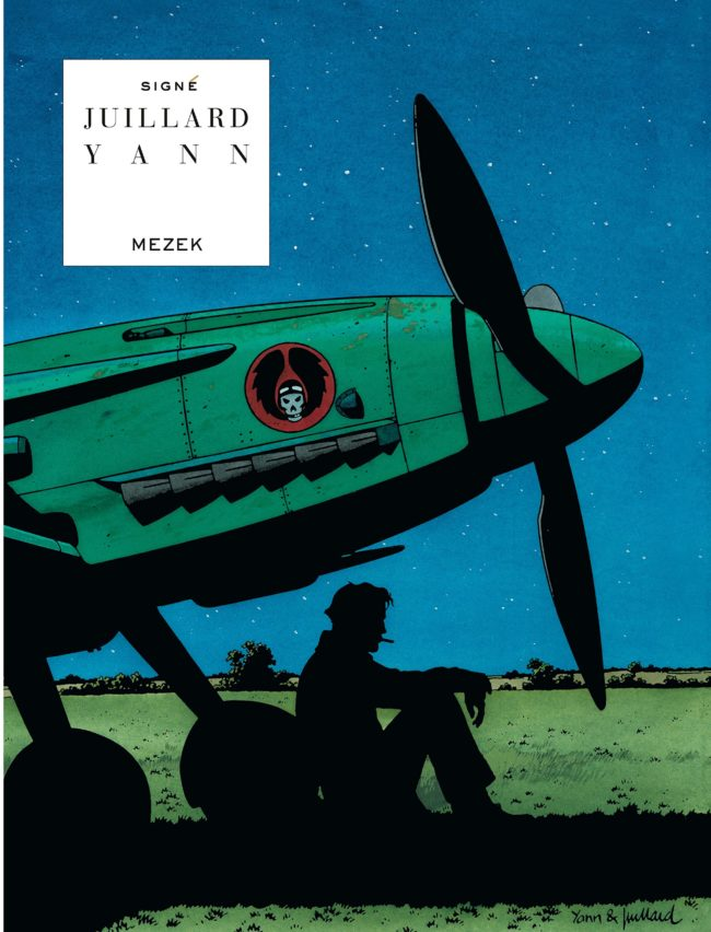 Archives : quand André Juillard volait à tire d'ailes avec Mezek