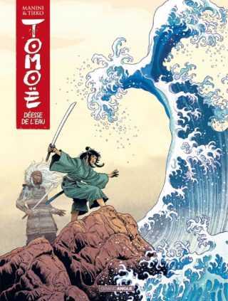 Tomoë, déesse de l'eau et samouraï
