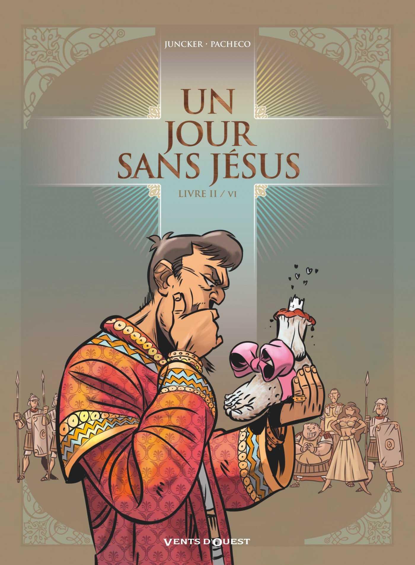 Un Jour sans Jésus T2, morceaux choisis