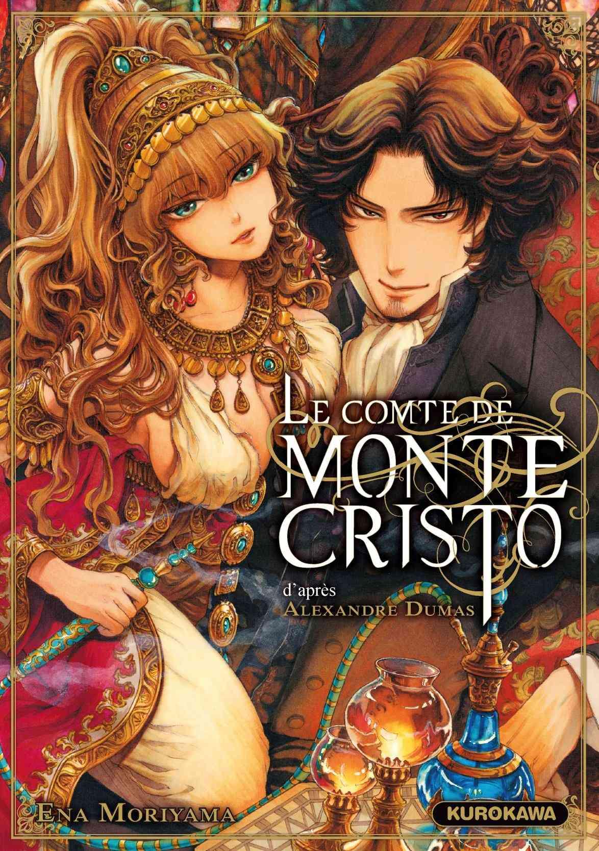 Le Comte de Monte-Cristo, le manga s'empare de la vengeance d'Edmond Dantès