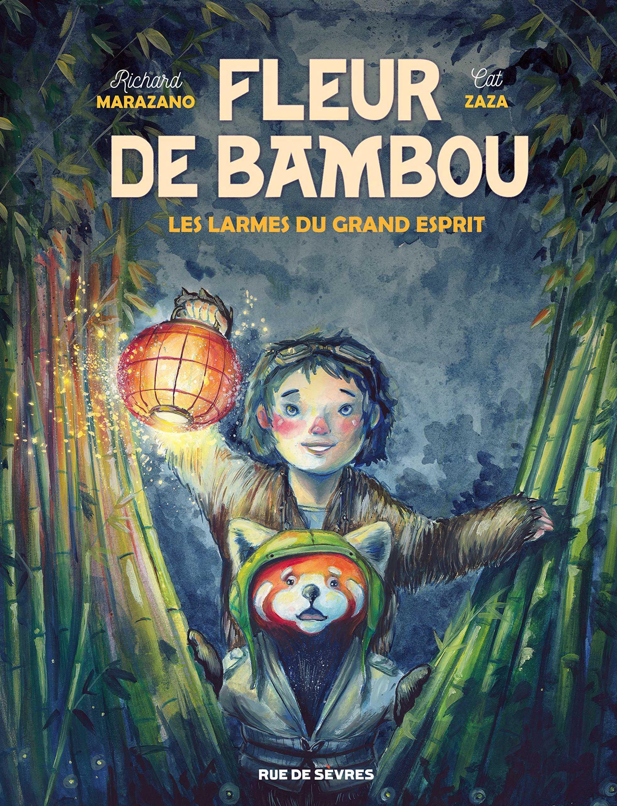 Fleur de bambou, les larmes de vie