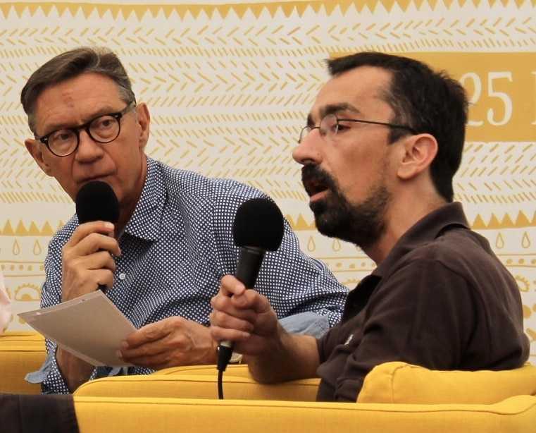 Interview : Fabien Nury, de Katanga à bientôt Charlotte Impératrice avec Matthieu Bonhomme