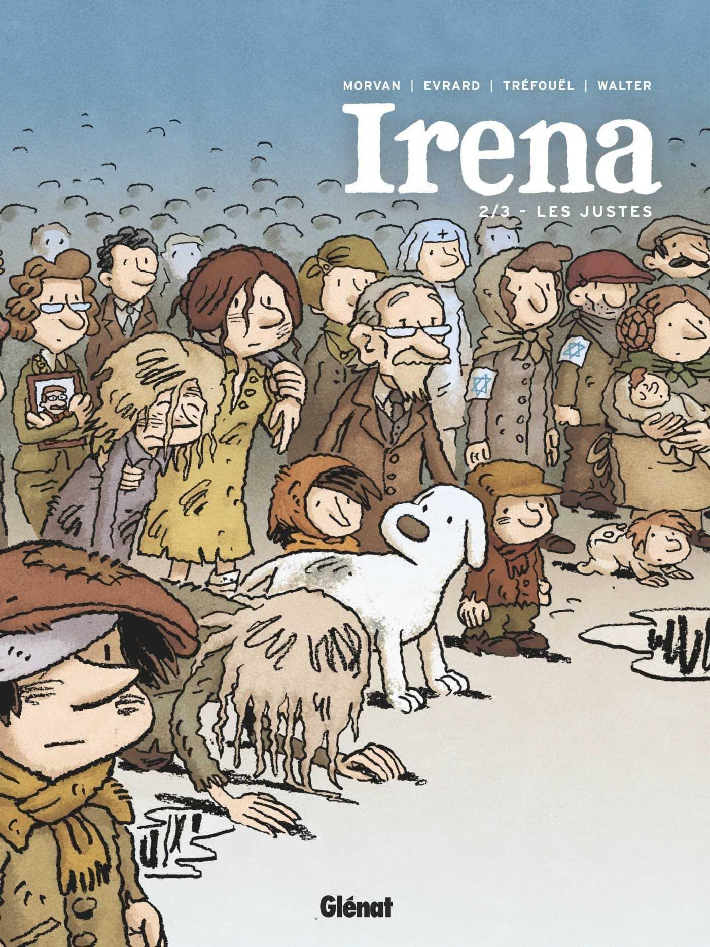 Irena T2, le combat des Justes